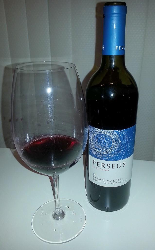 Perseus Syrah Malbec Select Lots 2011